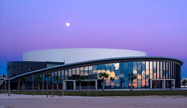 Международный концертный зал Торревьехи (Auditorio Internacional de Torrevieja)