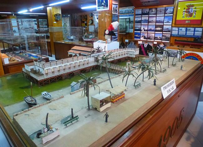 Музей моря и соли (Museo del Mar y de la Sal)