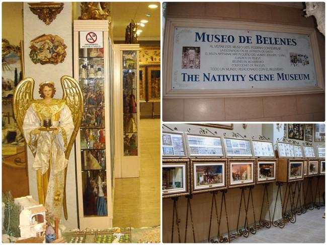 Музей Вертепов (Museo de los Belenes)