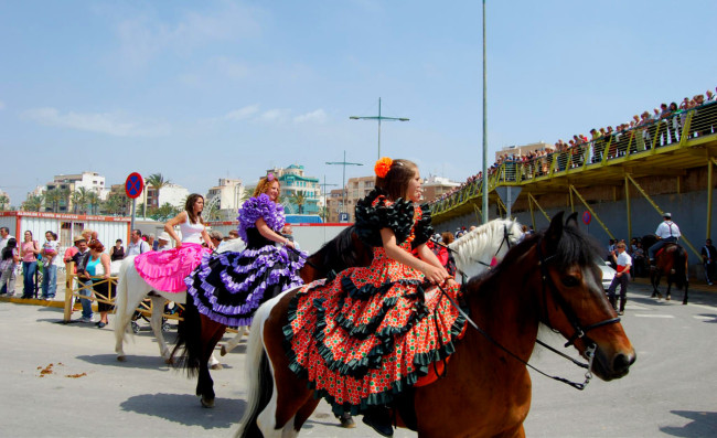 Майская ярмарка (FERIA DE MAYO)