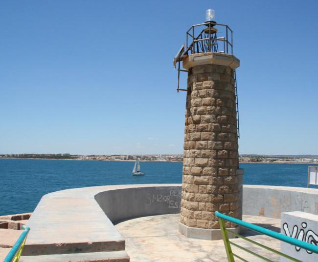 Маяк Торревьехи (Faro de Torrevieja)