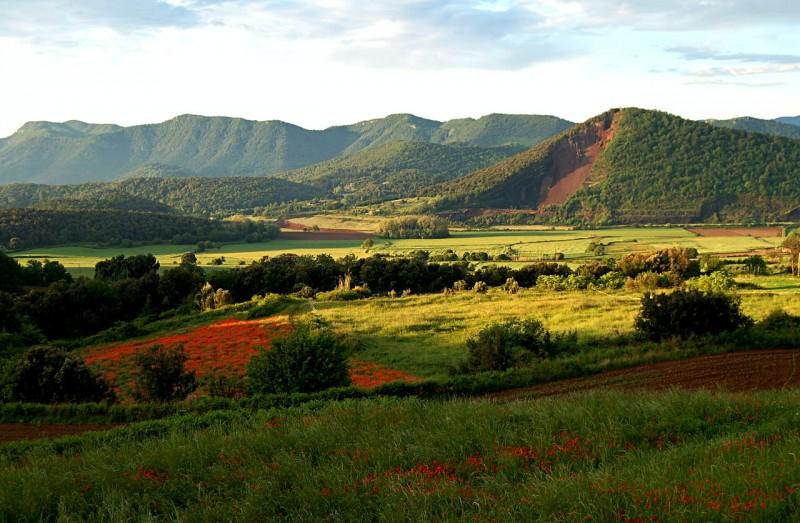 Природный парк вулканического района Гарроча (Parc Natural Zona Volcànica de la Garrotxa)