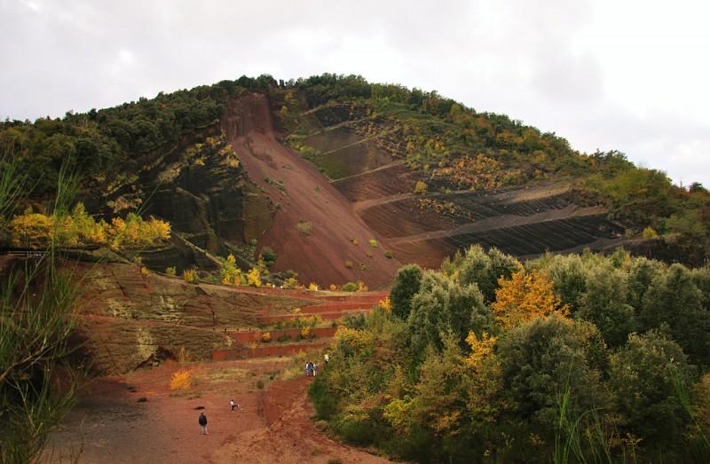 Вулкан Кроскат (Volcà Croscat)