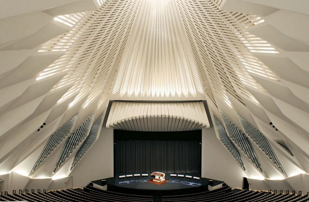 Орган Аудиторио (фото: Auditorio de Tenerife)