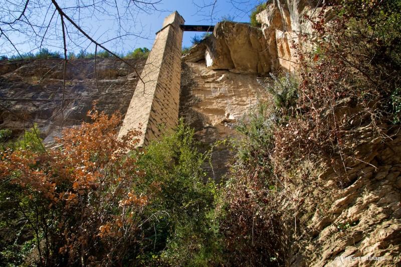 Старая водяная электростанция