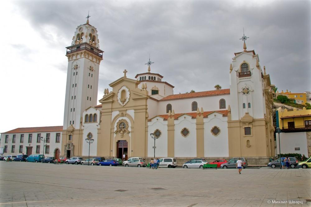 Северный фасад базилики