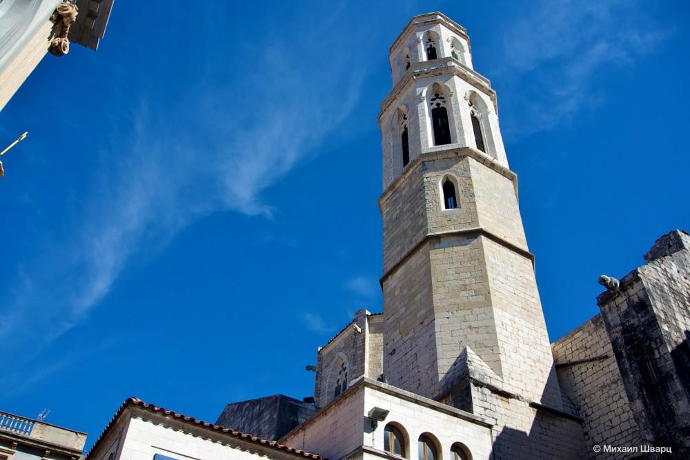 Колокольня церковьи Святого Петра