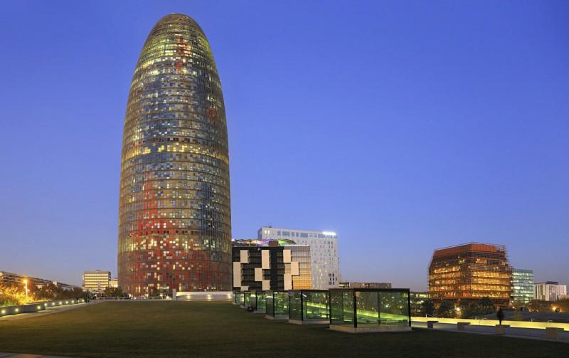 Торре Агбар (Torre Agbar)