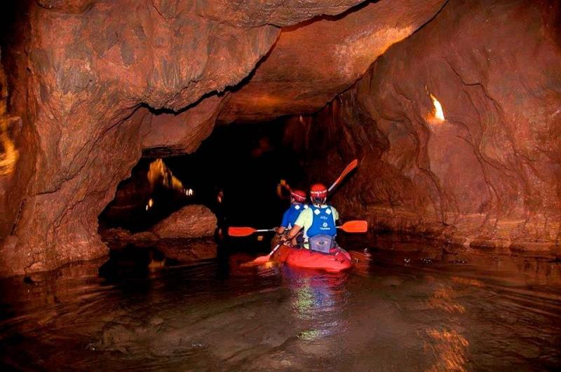 Пещеры Сан Хосе