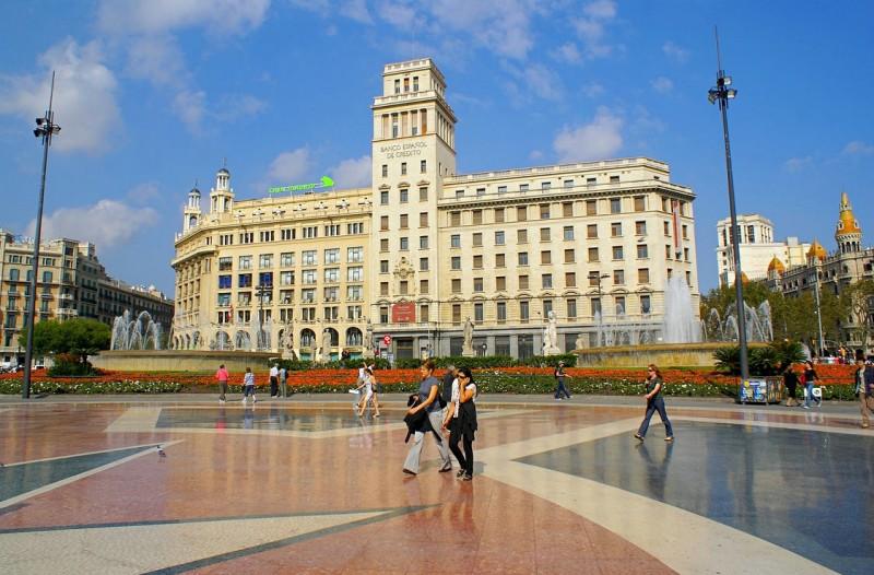 Здание Кредитного банка Испании