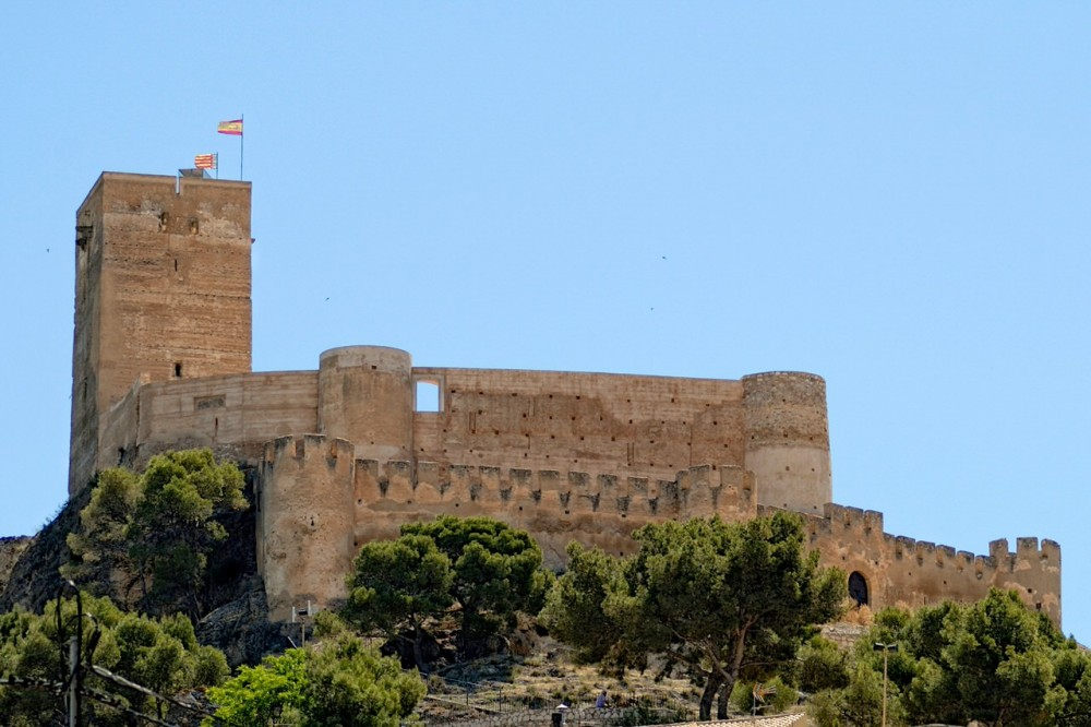 Грозных стража города – Замок Биар (фото: 1bandido1)