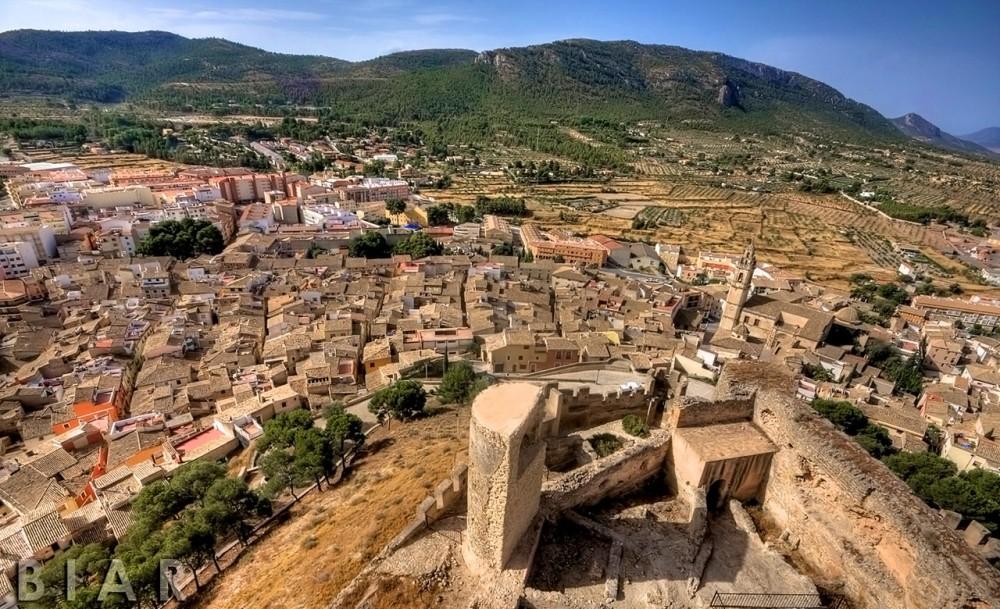 Вид с башни (фото: Jaume Soriano Sivera)