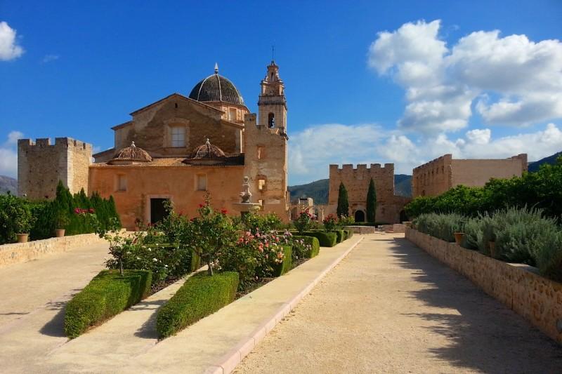 Королевский монастырь Santa María de la Valldigna