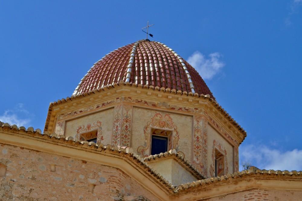 Купол часовни (фото: tonogayora)