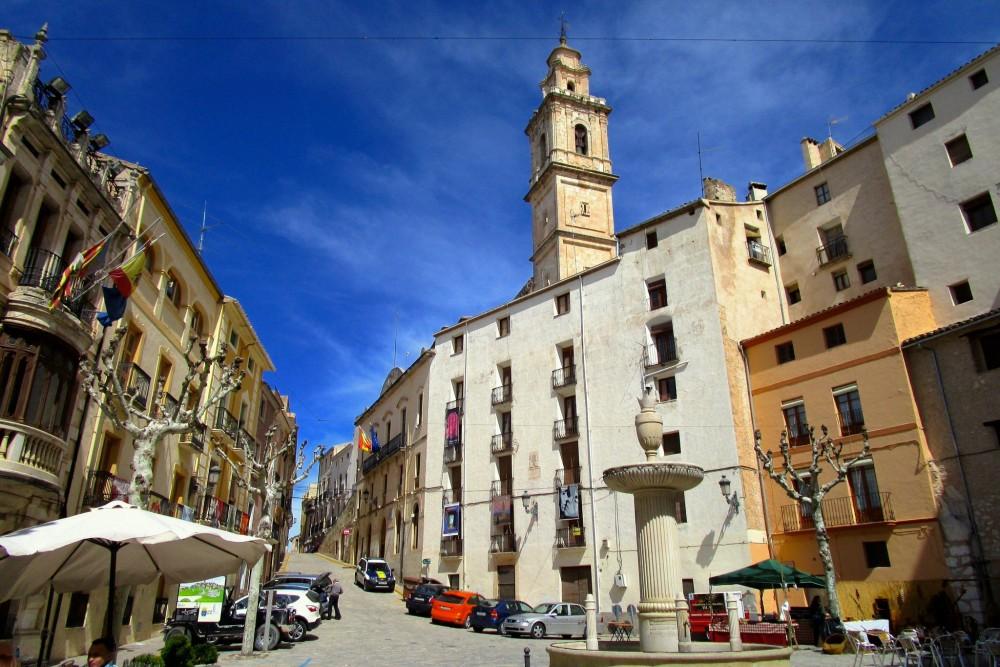 Городская площадь (Plaça del Ajuntament) (фото: Manel)