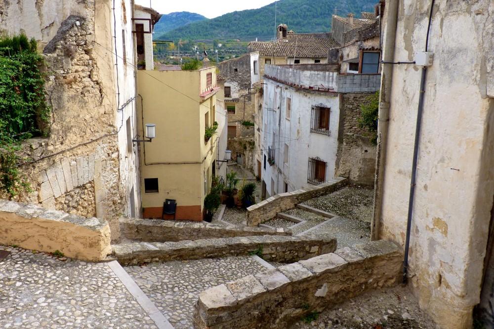 Улицы старого города (фото: Salvador Rafael Busó i Pablo)