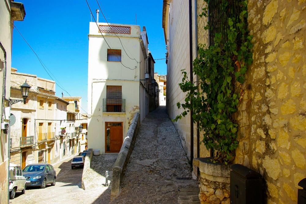 Средневековые улицы (фото: Joaquim Naval)