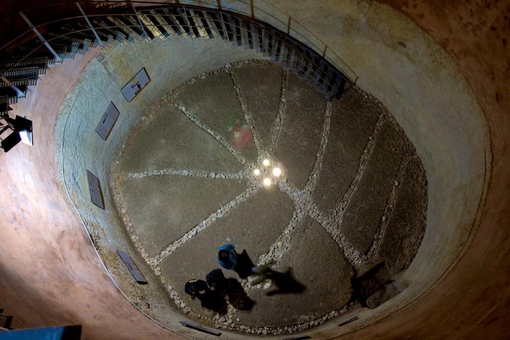 Кава-де-Сан-Блас (Cava de Sant Blai) (фото: gabriel màñez)