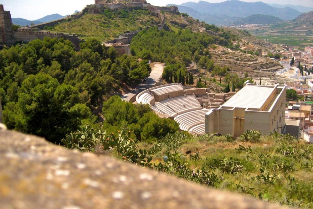 Римский театр (фото: Felipe Araya Allende)