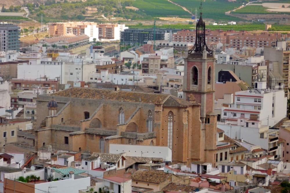 Церковь Santa Maria (фото: Alessandra)