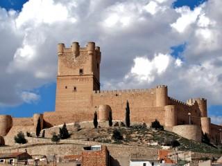Крепость Вильена