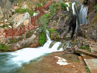 Водопады Альгар