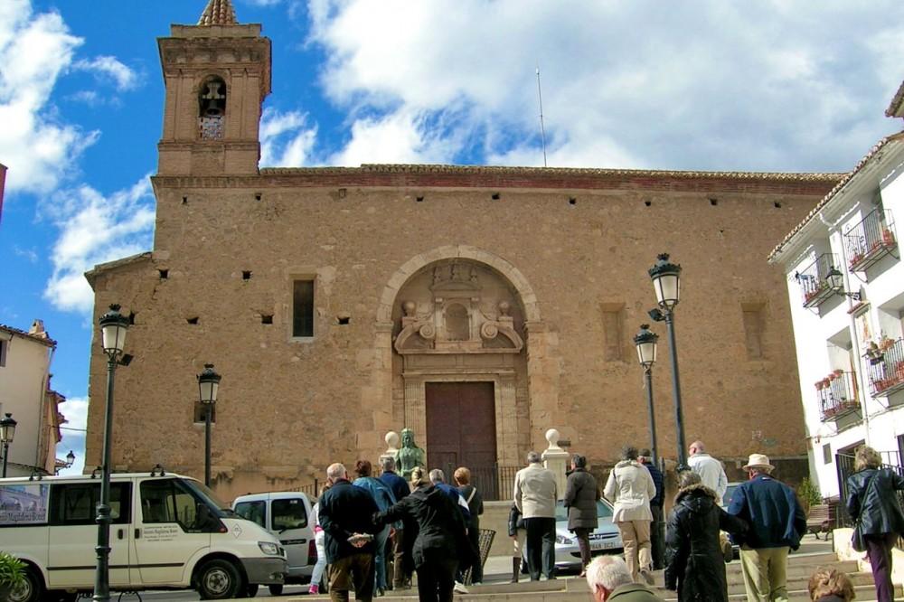 Церковь Сан-Мартин (фото: digopo149)