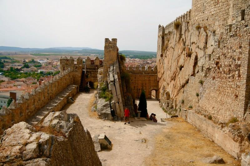 В крепости Almansa