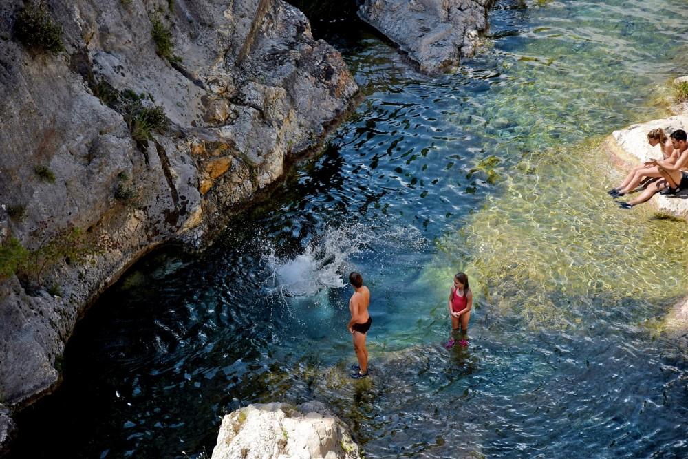 «Чистый бассейн» (фото: Francisco González)