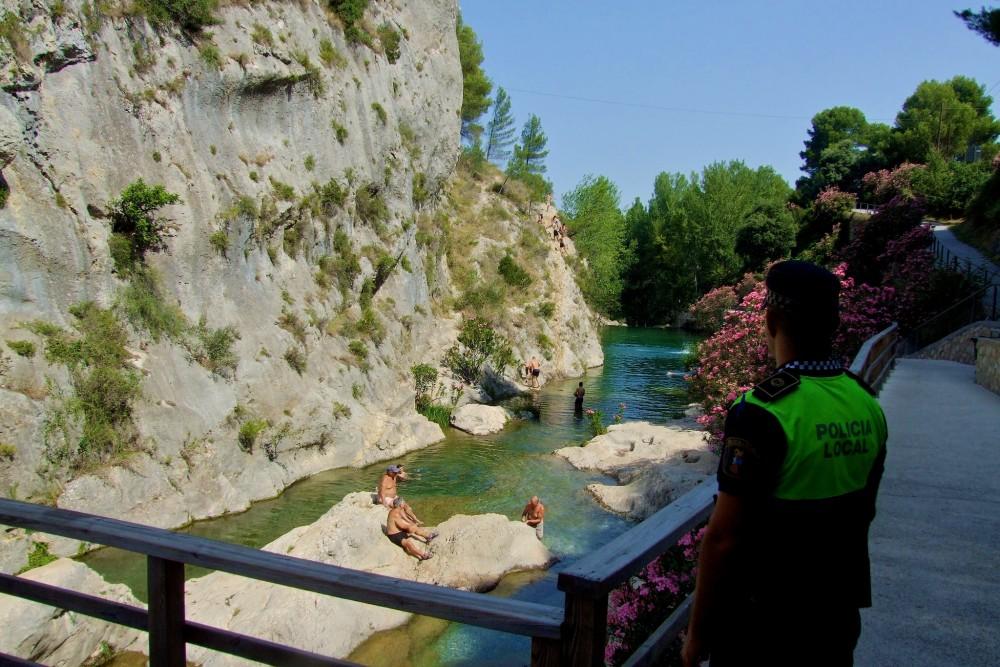 Ущелье El Pou Clar – природный заповедник в Валенсии