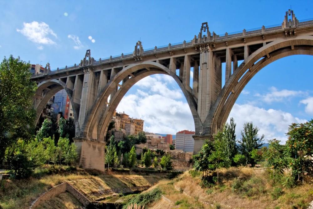 Мост Понте Сант Жорди (фото: Marjolaine Petit)