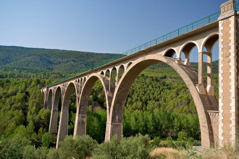 Мост Семи Лун (фото: Turismo Alcoy)