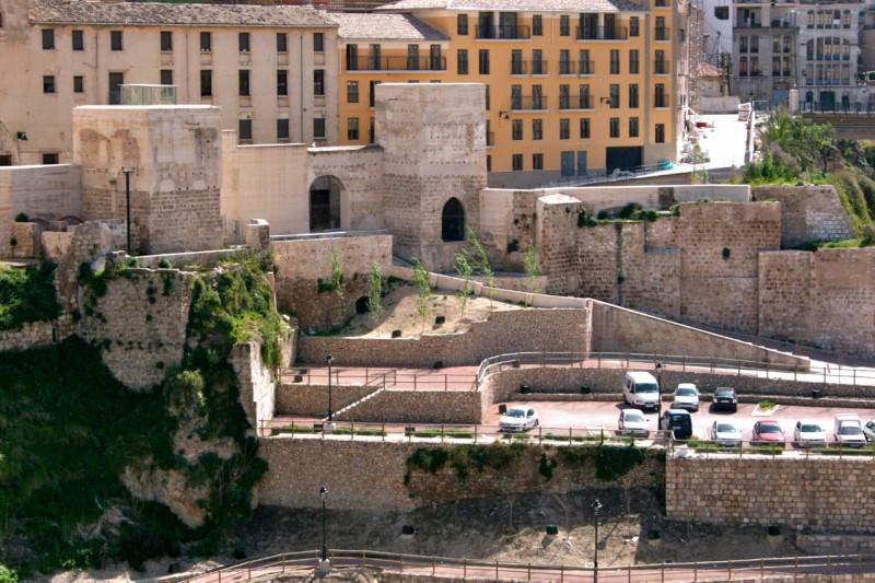 Средневековые стены Алькоя