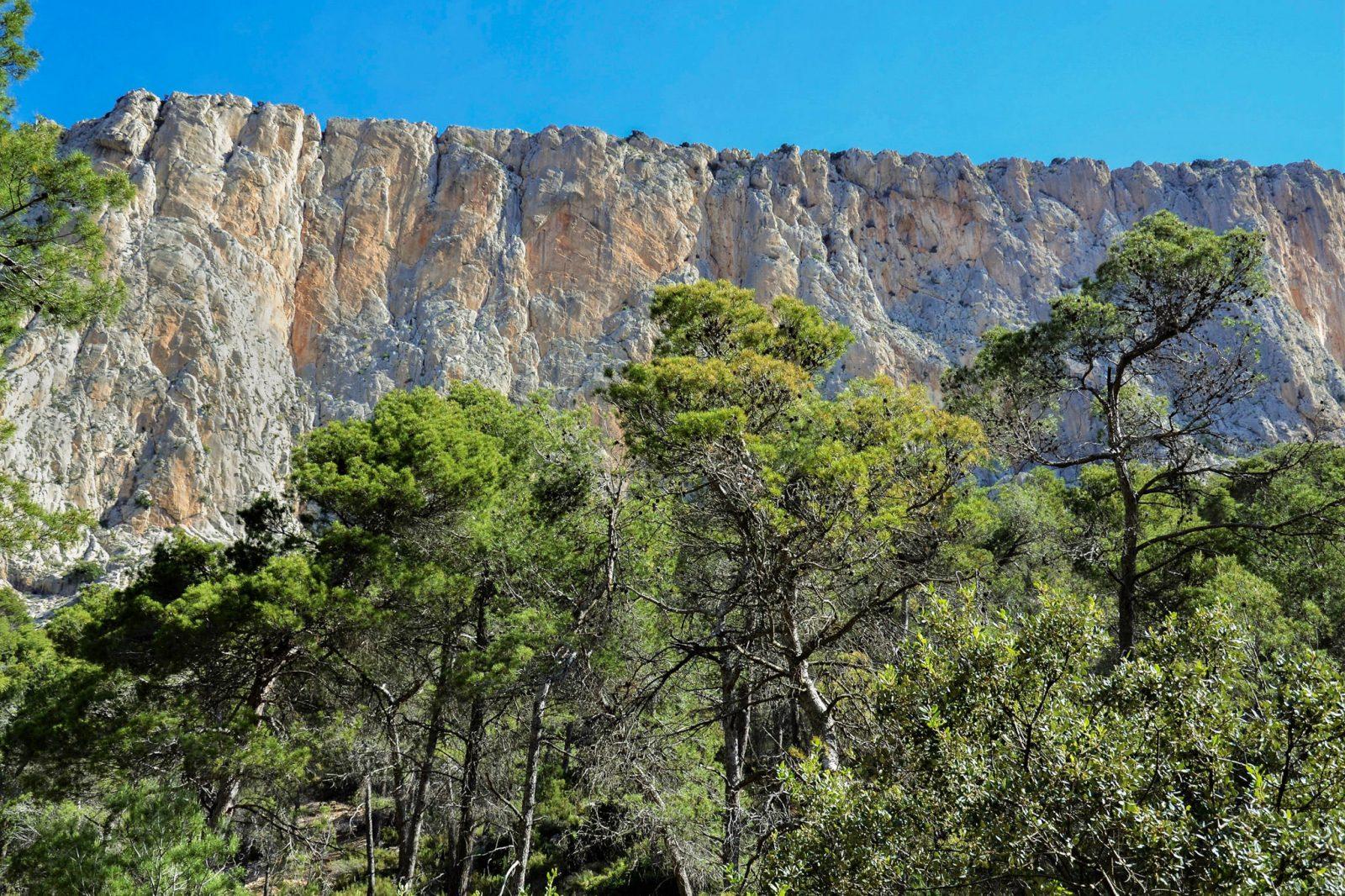Скалы Пайва (Paredes de Leyva) (фото: Raúl Casado)