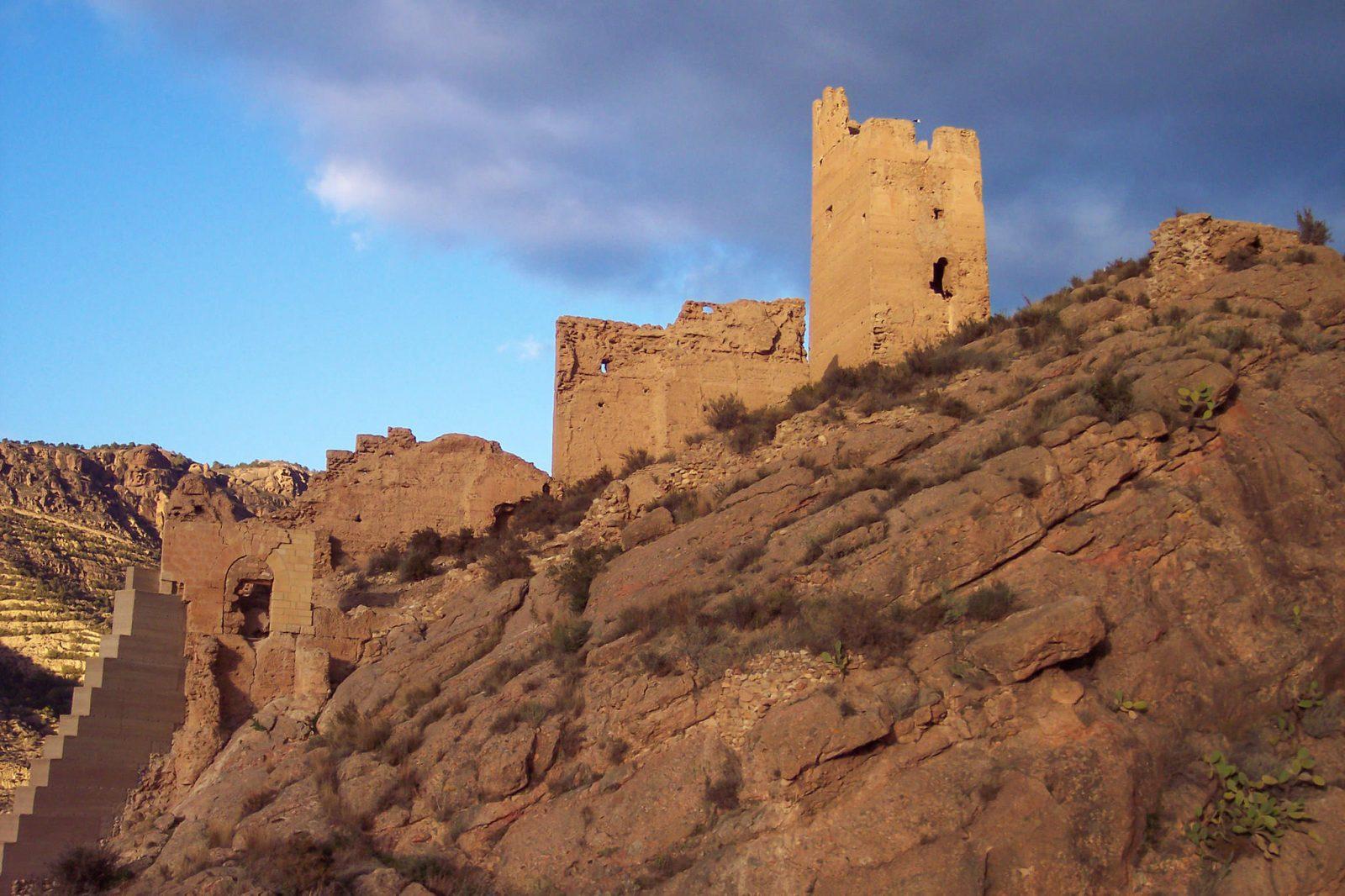 Замок Альхама (фрто: Andrés González Martínez)