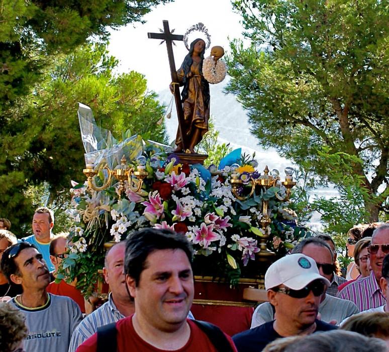 Покровительница города святая Марии Магдалина