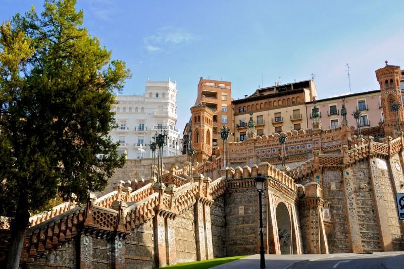 Город уникальной архитектуры «мудехар»