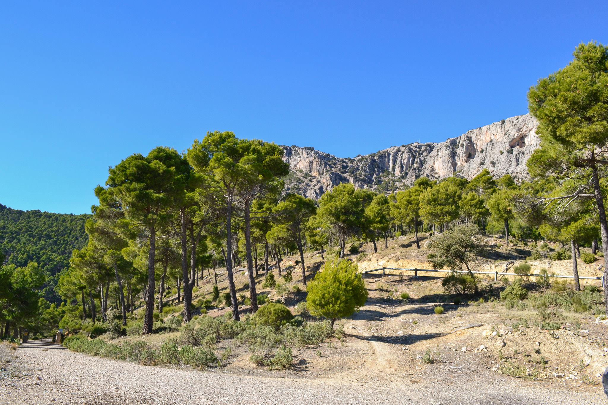Природный заповедник Sierra Espuna