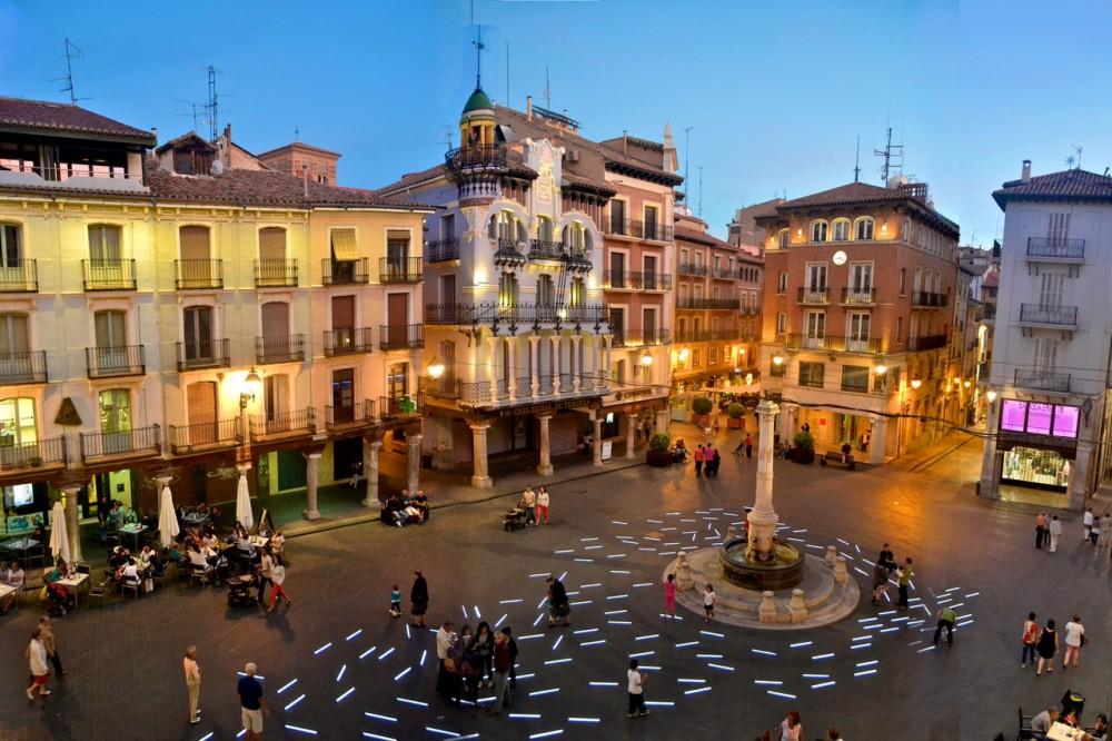 Площадь Торико (фото: Pedro Hernandez Barrachina)