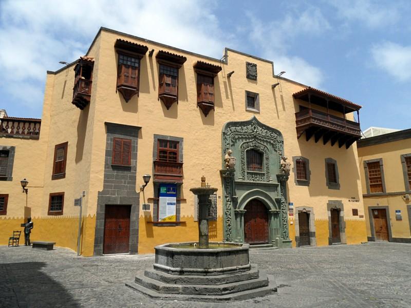 Дом Колумба, остров Гран-Канария