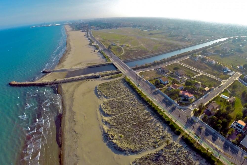 Пляжи района Grao: el Serradal, el Gurugú, el Pinar (фото: Miguel Solsona Marquina)