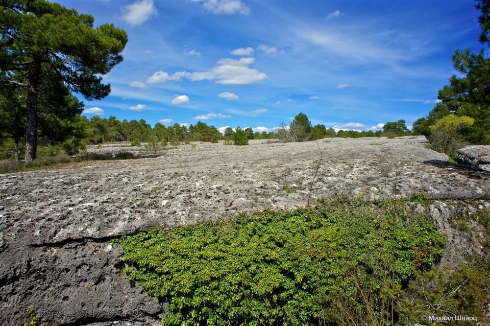 El Mar de Piedra – Каменное море