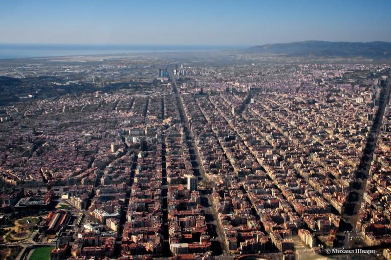 Эшампле – идеальные кварталы