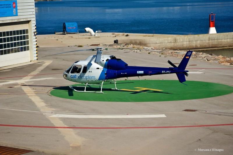 Наш замечательный вертолетик
