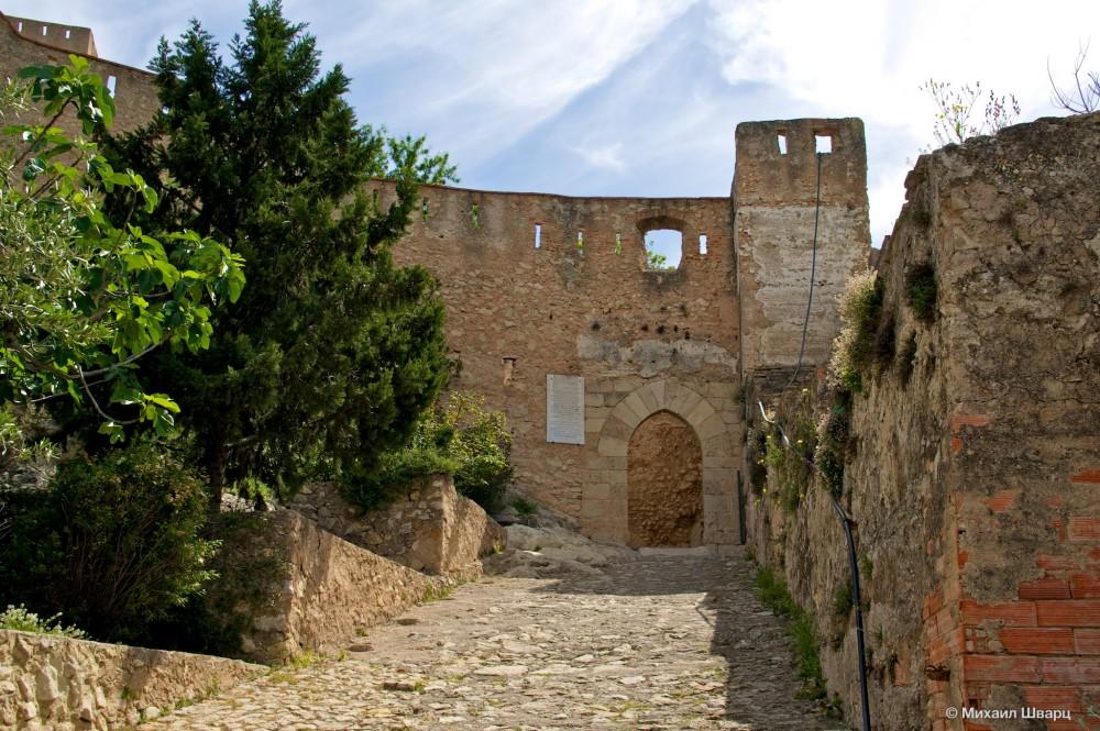 Портал в Малую крепость