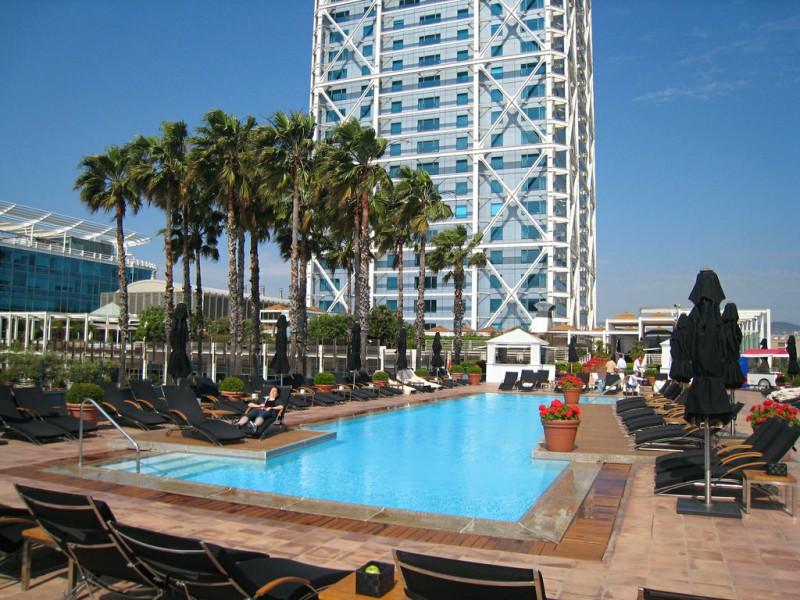 Отель «Артс» (Hotel Arts Barcelona)