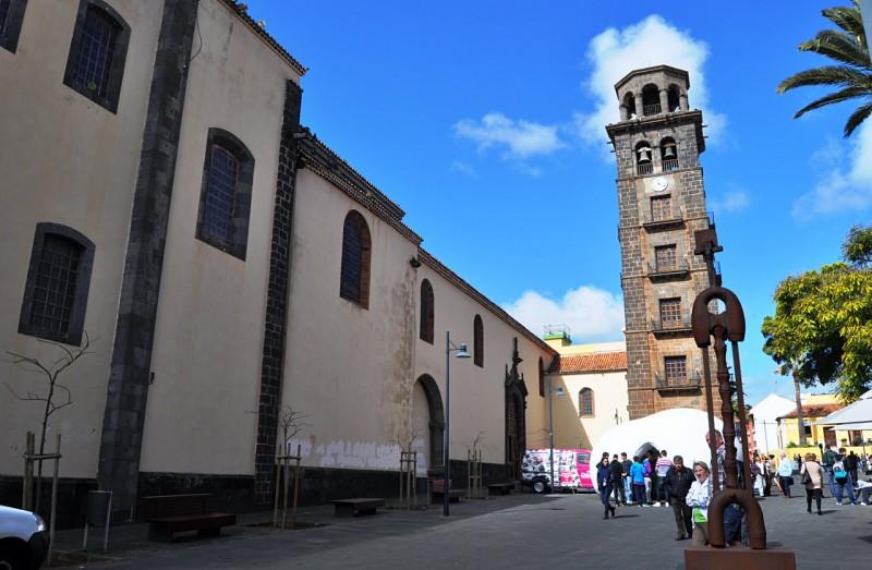 Церковь Иглесьи-де-ла-Консепсьон