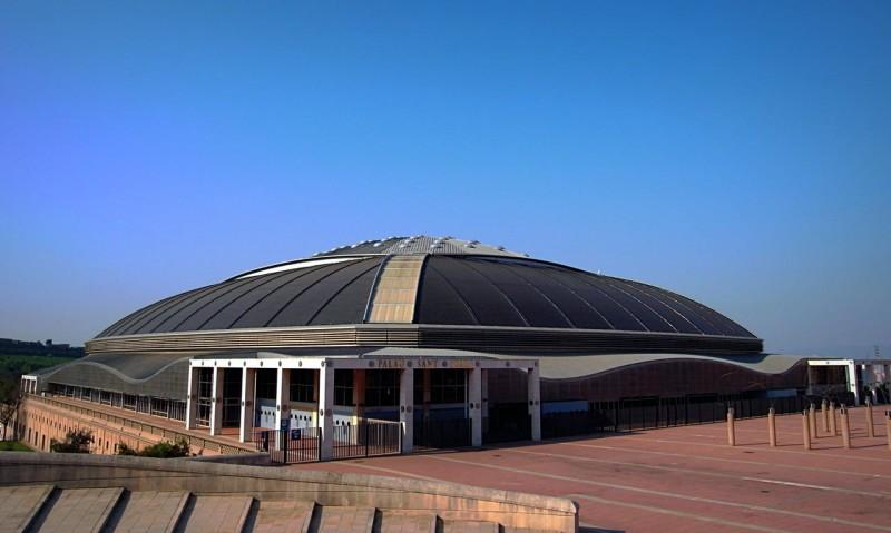 Дворец спорта Сан Жорди (Palau Sant Jordi)