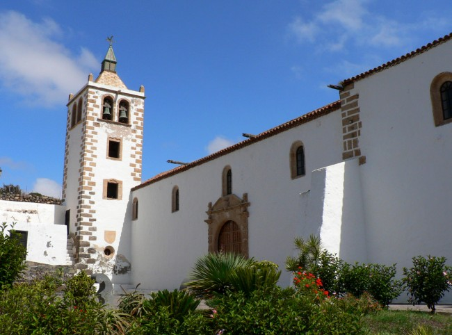 Церковь Санта-Мария Бетанкуриа (Parroquia de Santa María de Betancuria)