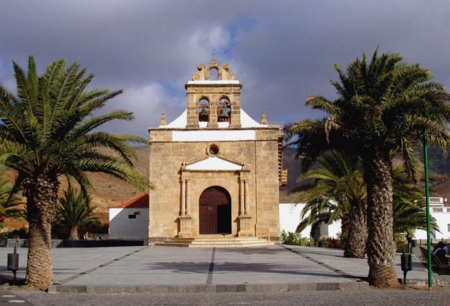 Часовня Нуэстра Сеньора де ла Пенья (Iglesia de Nuestra Señora de la Peña)